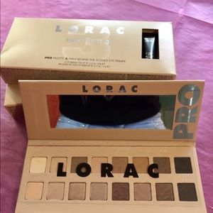 Lorac authentic 100% prove of purchase receipts